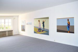 Blick in die Galerie - Ruth Bussmann