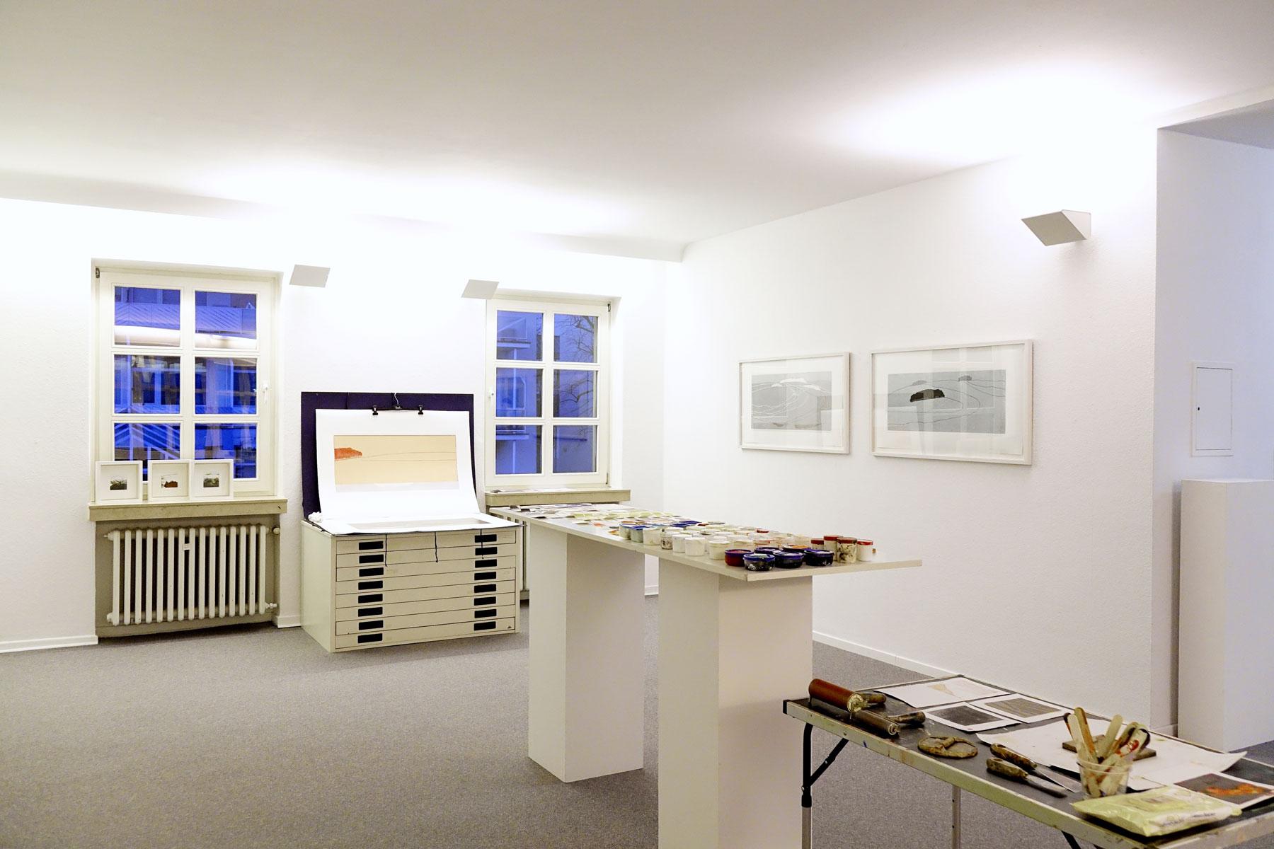 Blick in die Galerie - Tanja Niederfeld