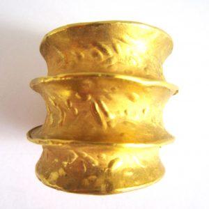 """""""Schliemannring"""", Gold 18 Karat"""
