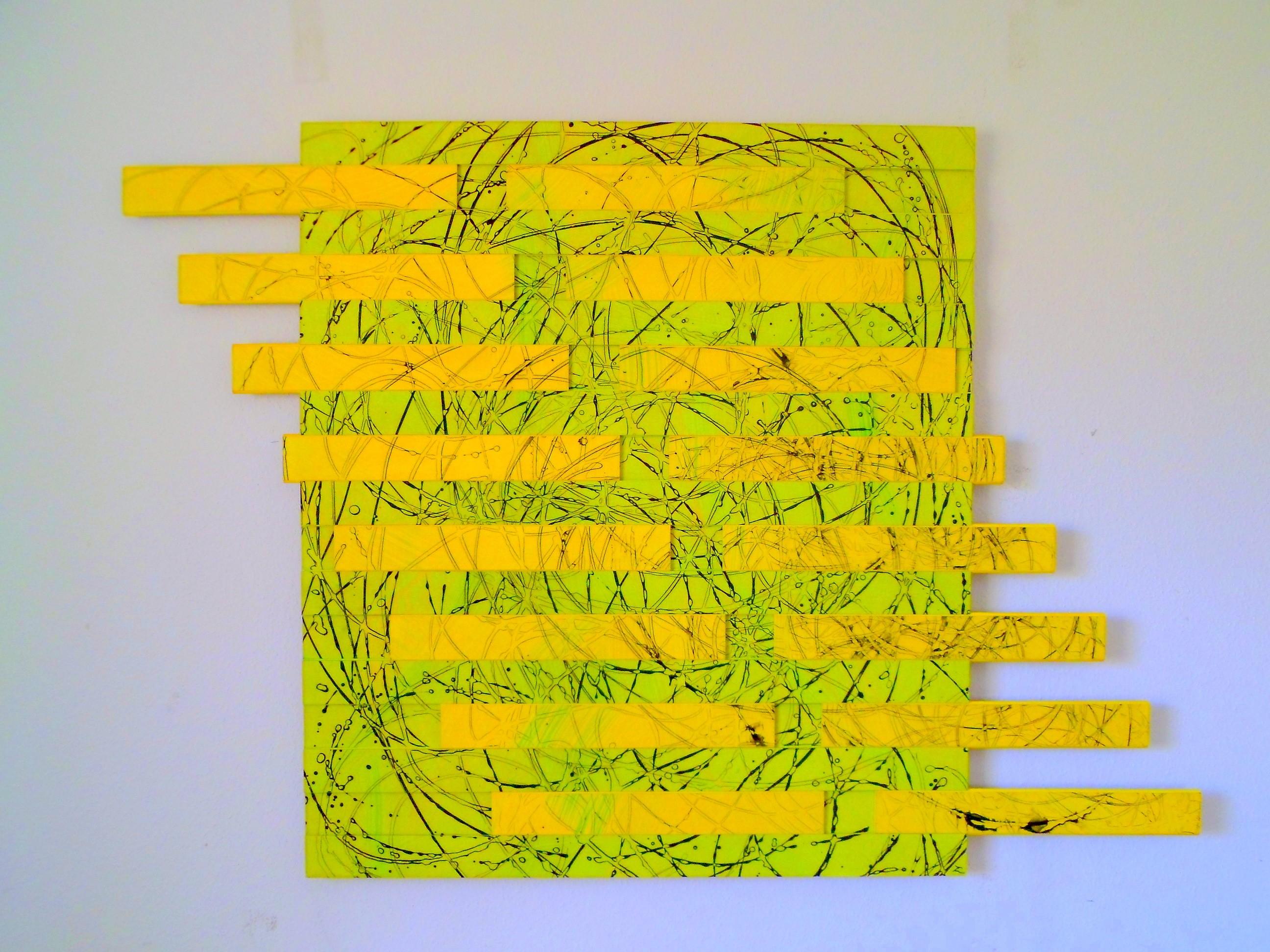 Ausstellung Maria Maier giving color