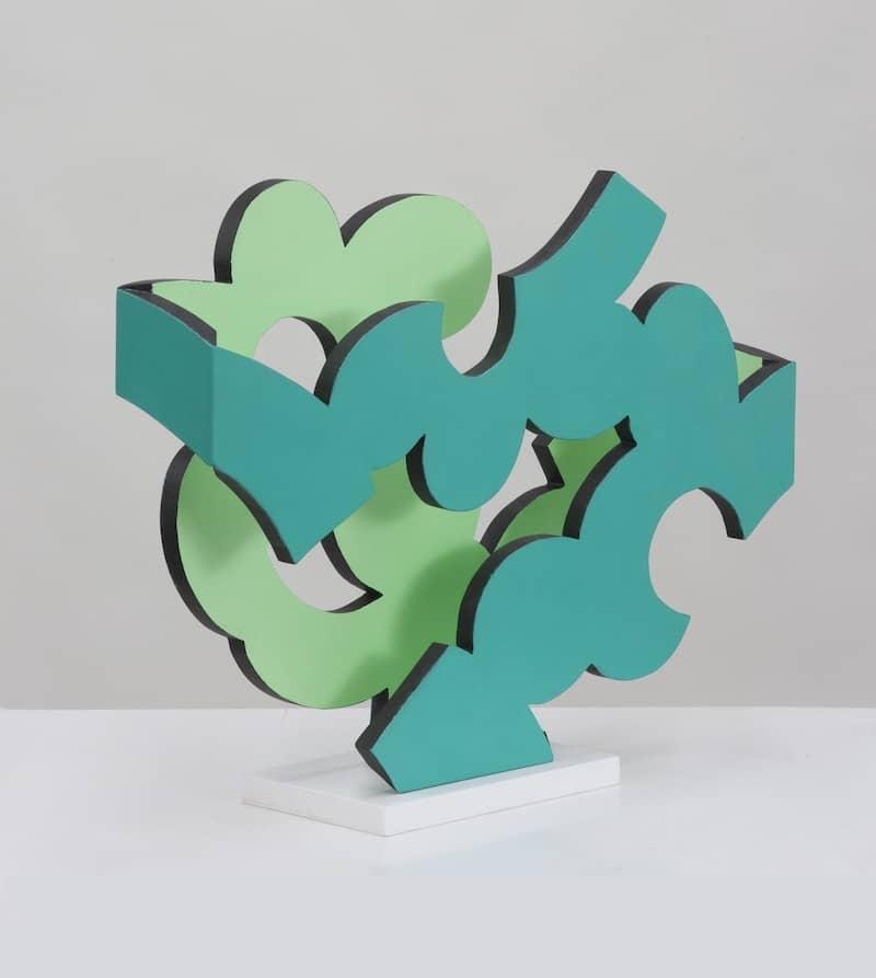 Barbara Jäger, Grünes Bouquet