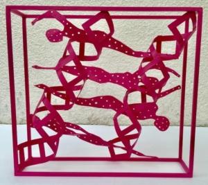 E. R. Nele, 3- Fguren im DNA Tanz